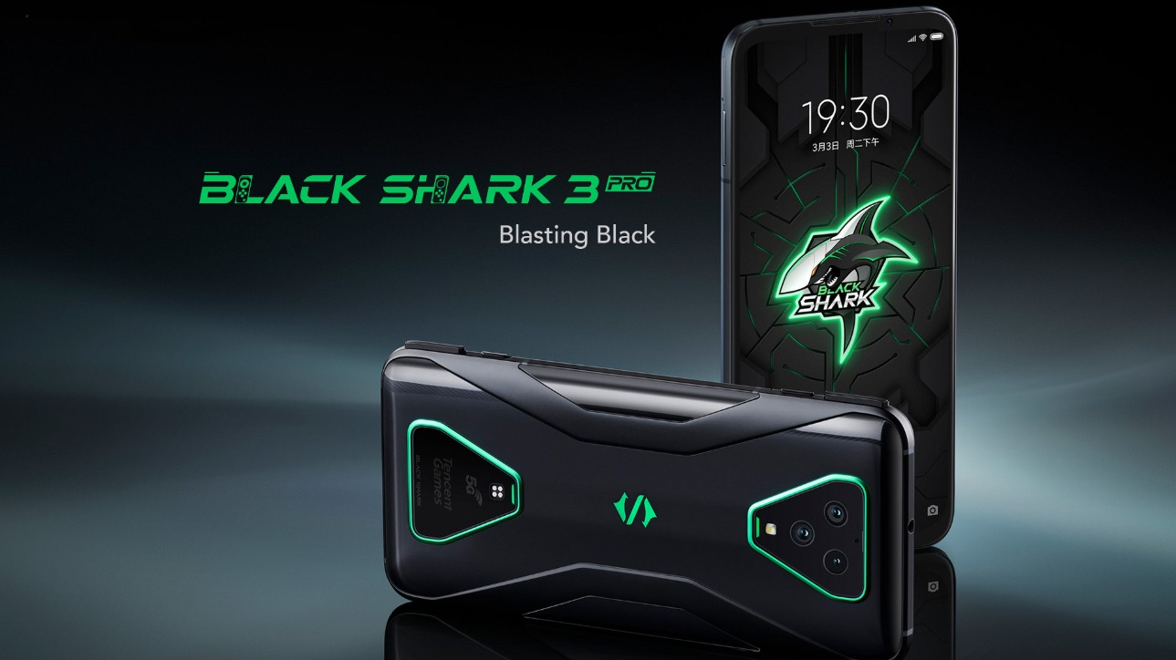 black shark 3 pro potente